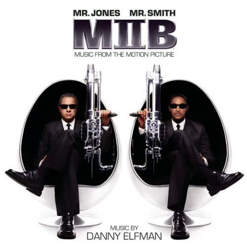 Danny Elfman - Men In Black II: Music From The Motion Picture - Zortam Music
