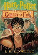 Harry Potter and the Goblet of Fire by J. K. Rowling cover image