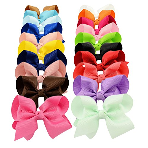 YOY Fashion Headbands Grosgrain Ribbon 4
