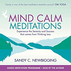 Mind Calm Meditations Speech