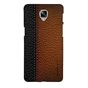 RICKYY _1PLS3_1235 Printed Matte designer Leather Wallet case for One Plus Three