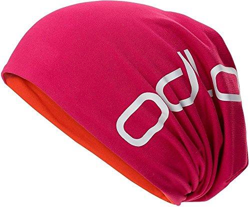 Hat Reversible, Cerise - Spicy Orange, One size, 792680