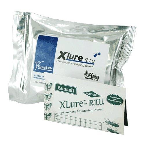 Xlure-RTU Pheromone Pantry Moth and Beetle Trap 6 Pre-Baited Traps