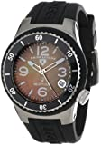 Swiss Legend Women's 11840P-01-MOP Neptune Black Mother-Of-Pearl Dial Black Silicone Watch