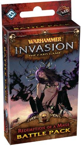 Warhammer Invasion LCG: Redemption of a Mage Battle Pack