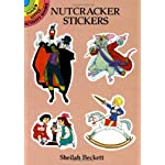 Nutcracker Stickers (Dover Little Activity Books Stickers)