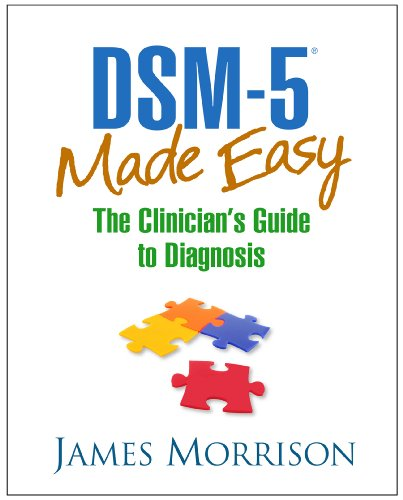 DSM-5® Made Easy: The Clinician's Guide to Diagnosis (Iv Made Easy compare prices)