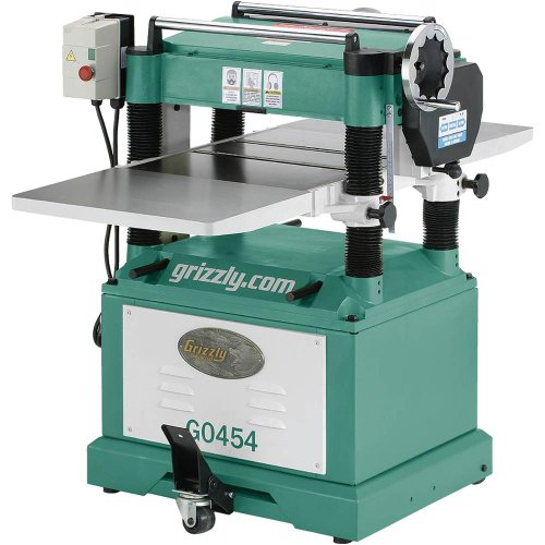 Grizzly G0454 Planer, 20-Inch