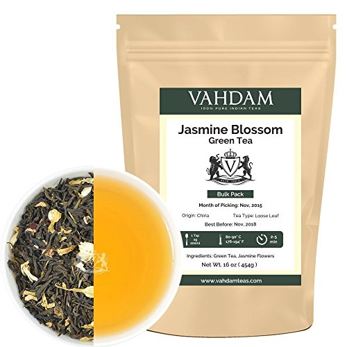 jasmine-blossom-green-tea-bulk-pack-16-ounce-makes-180-230-cups-premium-chinese-green-tea-infused-wi