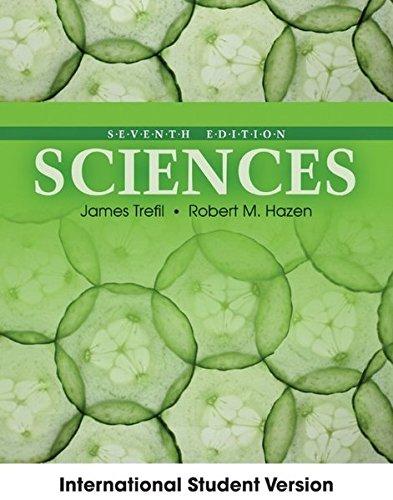 Sciences: International Student Version