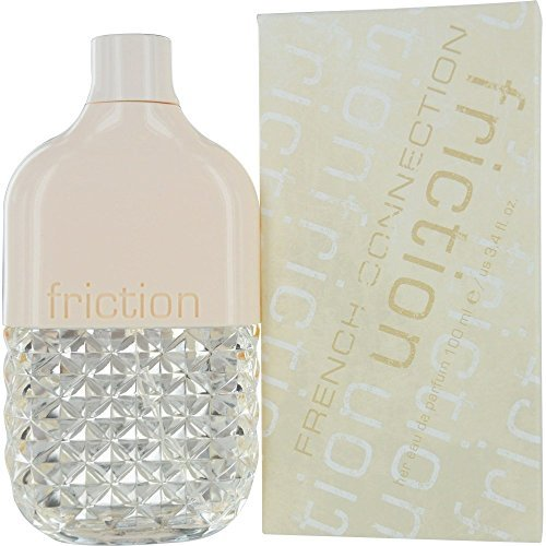 FCUK FRICTION by French Connection EAU DE PARFUM SPRAY 3.4 OZ for WOMEN --- by FCUK FRICTION