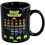 50Fifty Concepts Space Invaders Colour Changing Mug