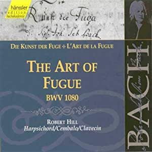 Bach: The Art of the Fugue, BWV1080