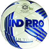 Indpro Unisex Ultra Football 5 White Blue