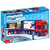 Playmobil Truck with Trailer [Toy]
