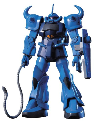 "Bandai Hobby HGUC 1/144 #9 MS-07B Gouf ""Mobile Suit Gundam"" Model Kit"