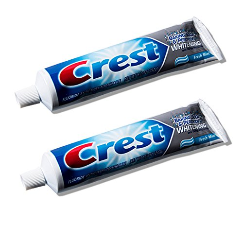 2-x-pcs-crest-toothpaste-a-232g-baking-soda-perioxde-fresh-mint-zahnpasta