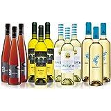 Wine- Sauvignon Verdejo Albariño Rose Mixed Case of 12