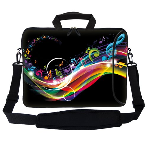 15-156-inch-neoprene-laptop-carrying-bag-sleeve-case-w-accessories-pocket-soft-carrying-handle-remov