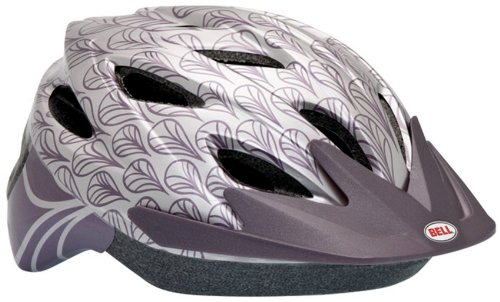 Bell Bellisima Athena Bike Helmet (Champagne Drops/Brown)