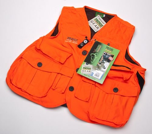 Primos Gunhunter's Vest (Blaze Orange, Large)