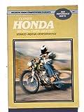 img - for Clymer Honda 125-200Cc Twins, 1964-1977 book / textbook / text book