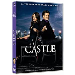 Castle - Temporada 3 [DVD]