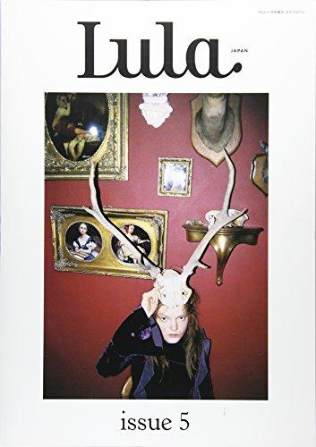 Lula JAPAN 2016年Issue05 大きい表紙画像