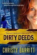 Dirty Deeds: Squeaky Clean Mysteries, Book 4