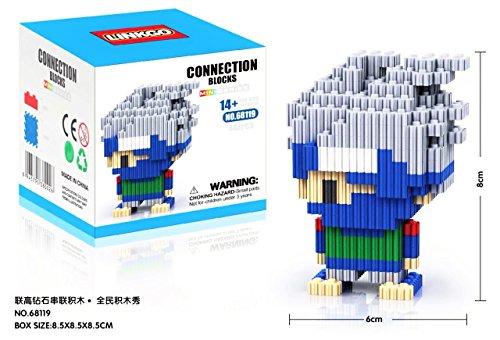 New B (Lego Ninja Costume Pattern)