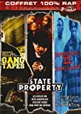 echange, troc Coffret Rap : Menace II Society + Gang Tapes + State Property