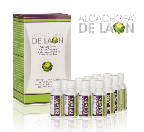 Alcachofa de Laón, helps to slim naturally