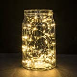 String Lights, 2 Set of Micro 30 LEDs Super Bright Warm...