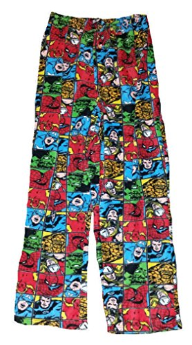 Marvel Avengers Men's Fleece Lounge Pants