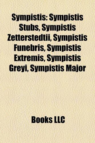 Sympistis: Sympistis Stubs, Sympistis Zetterstedtii, Sympistis Funebris, Sympistis Extremis, Sympistis Greyi, Sympistis Major