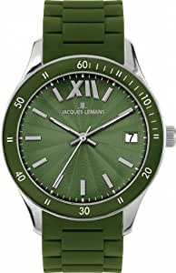 Jacques Lemans Sports Unisex-Armbanduhr Rome Sports 1-1622N