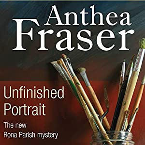 Unfinished Portrait Audiobook