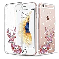 iPhone 6s Case, ESR iPhone 6s Case Clear Soft Silicone Back Cover One Piece Bumper Case [Mania…