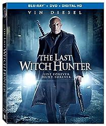 Last Witch Hunter [Blu-ray + DVD + Digital HD]
