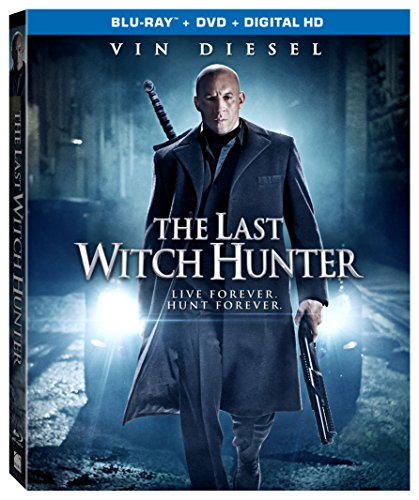 Last Witch Hunter [Blu-ray + DVD + Digital HD]