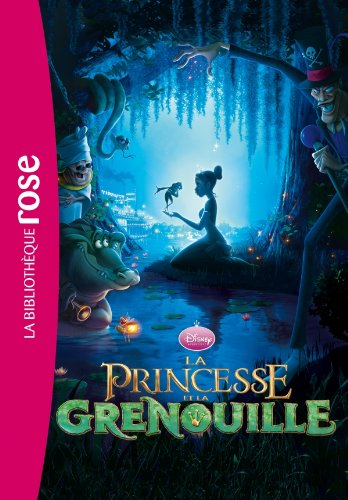 la princesse et la grenouille  Disney, Walt, POCHE