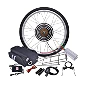 Amazon.com: 36v 250w 26in Rear Wheel Electric Bicycle Motor Conversion Kit: Sports & Outdoors