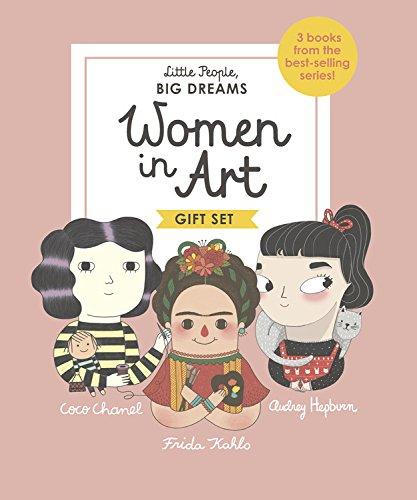 Little People, BIG DREAMS Women in Art [Sanchez Vegara, Isabel] (Tapa Blanda)