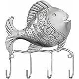 Hanging Hooks Key Rack Fish - Regal Art #20046