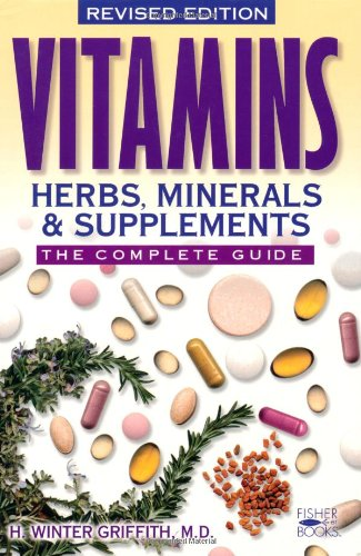 Vitamins, Herbs, Minerals, & Supplements: The Complete Guide front-900254