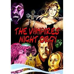 The Vampires' Night Orgy (La Orgia Nocturna De Los Vampiros) 1974