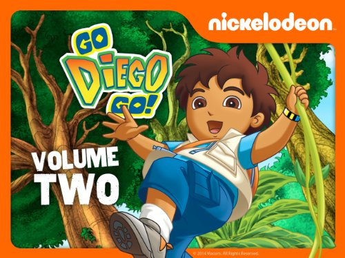 amazoncom go diego go volume 2 amazon digital