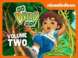 Go, Diego, Go! Volume 2