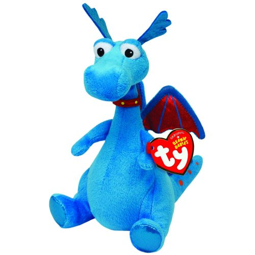 Ty Disney Doc McStuffins Stuffy - Dragon ynynoo hot ty beanie boos big eyes small unicorn plush toy doll kawaii stuffed animals collection lovely children s gifts lc0067