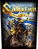 Sabaton - Carolus Rex - Backpatch